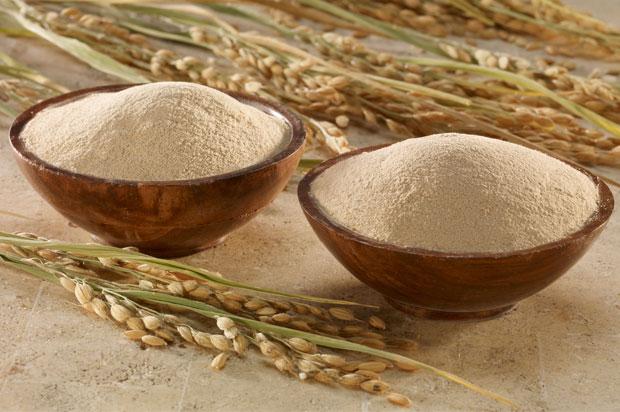 سبوس برنج قهوهای در مقابل سبوس برنج سفید