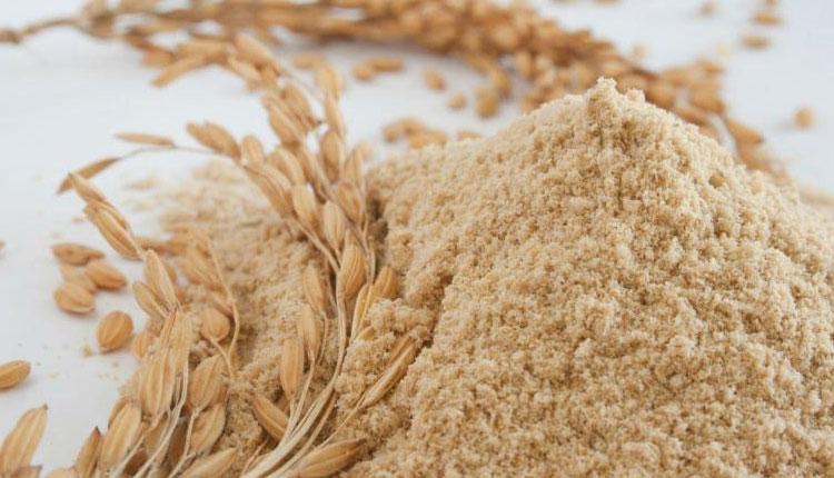 سبوس برنج قهوهای لایه دوم