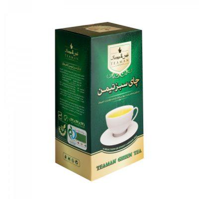 چای سبز طبیعی تیمن