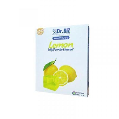 پودر ژله لیمو